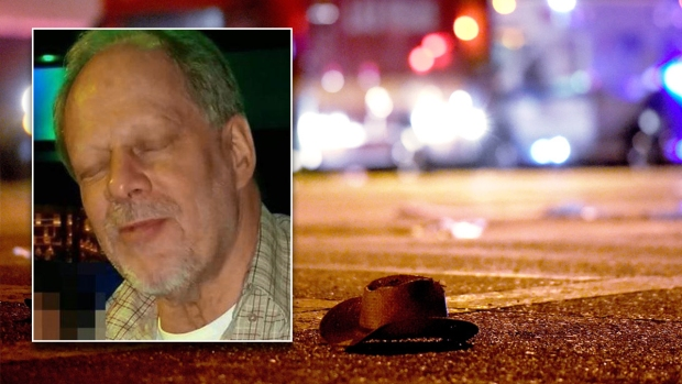 Father of Vegas Gunman Has Criminal Background