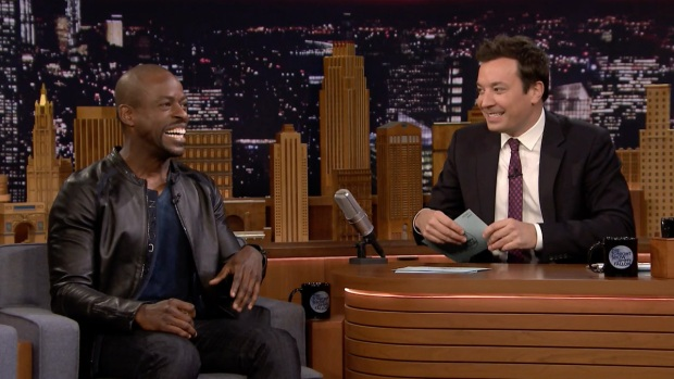 [NATL] 'Tonight': 'Think Fast!' With Sterling K. Brown
