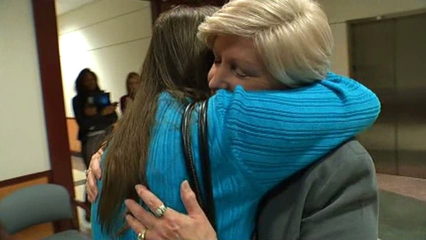 [DFW] Families React to Guilty Verdict in Stobaugh Trial