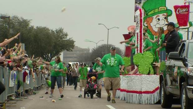 [DFW] Dallas St. Patrick's Day Parade Set for Saturday