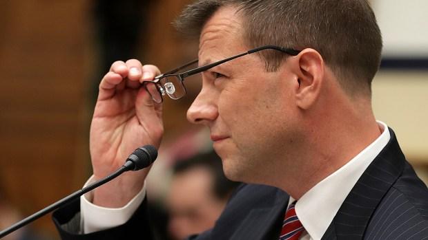 [NATL] FBI Fires Peter Strzok, Agent Behind Controversial Anti-Trump Texts