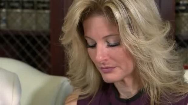 Trump Sexual Assault Accuser Speaks Through Tears