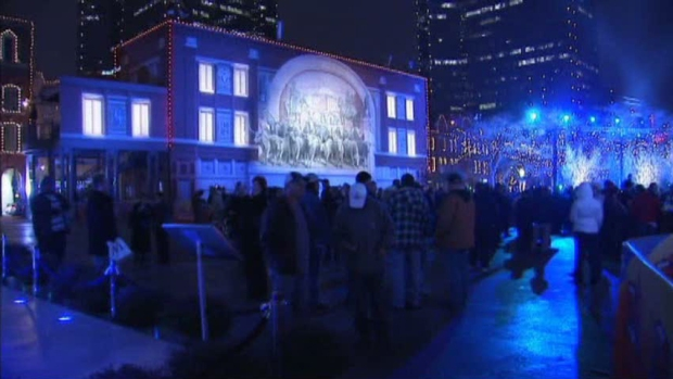 [DFW] Sundance Square's Super Bowl Fever