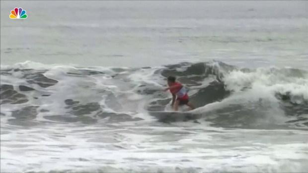 [NATL] Olympic Surfing to Debut in 2020 at Japan's Shidashita Beach