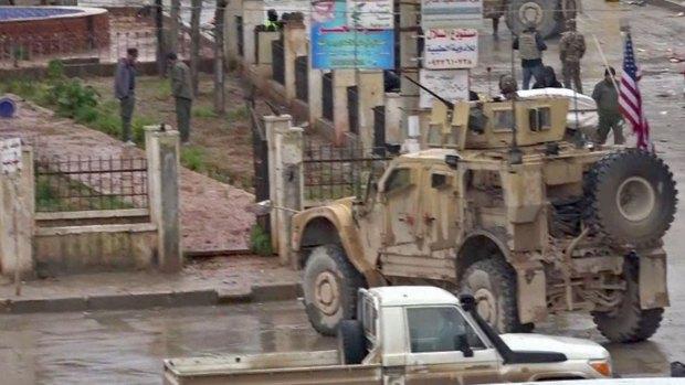 [NATL] US Troops on Patrol Killed in Blast in Syria