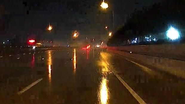 Storms Move Through Tarrant County