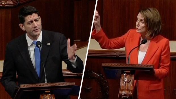 [NATL] House Passes $1.5 Trillion GOP Tax Cut Bill