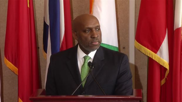 City Manager T.C. Broadnax Announces New Chief of Police