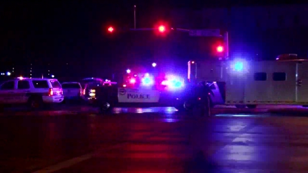 Raw Video: Texas Tech Police Officer Killed; Suspect in Custody