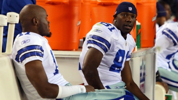 Terrell Owens Says He's Lost Respect For Tony Romo