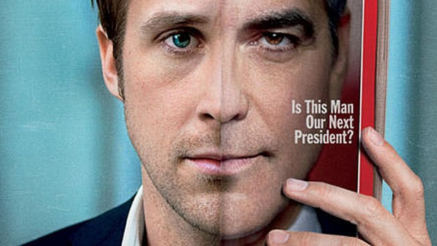 "Trailer and Poster for Clooney's ""Ides of March"" Don't Disappoint"