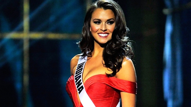 Miss USA 2014: Swim and Evening Wear