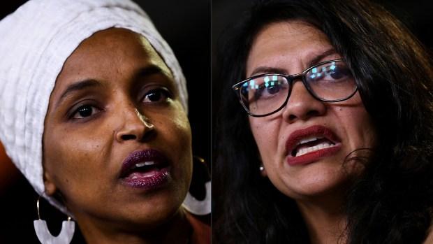 [NATL]Israel Will Bar Reps. Rashida Tlaib And Ilhan Omar From Entering The Country