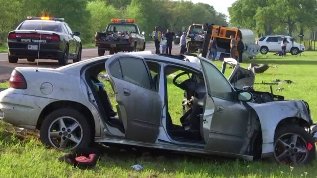 Track Coach Killed, 18 Students Hurt in East Texas Crash