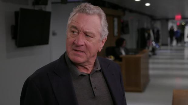 [NATL] 'Tonight': Robert De Niro Has Never Seen a Dog