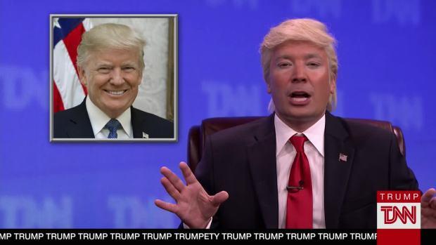 [NATL] 'Tonight': Trump News Network on Putin Summit