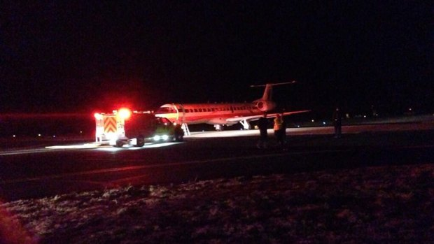 [DFW] Passenger Describes American Eagle Emergency Landing
