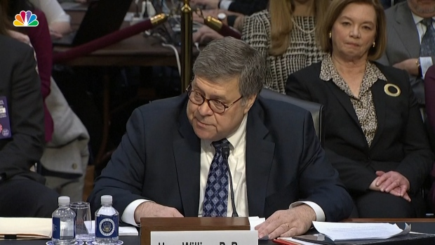 [NATL] Senate Confirms William Barr as Attorney General