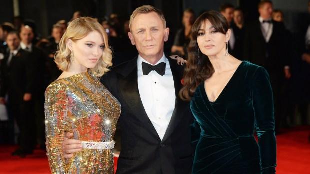'Bond' Premieres Through the Years