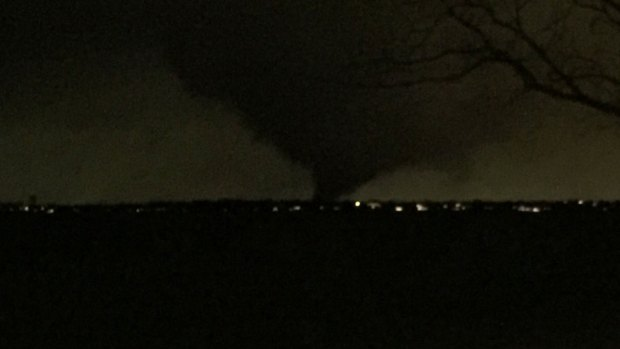 Your Tornado Photos - December 26, 2015