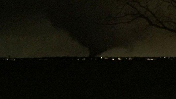 Your Tornado Photos - December 26, 2015
