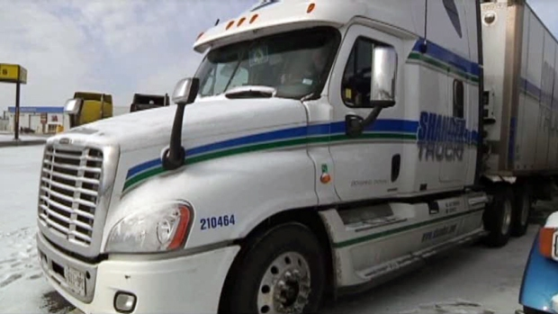 [DFW] Icy Conditions Cost Truckers Money