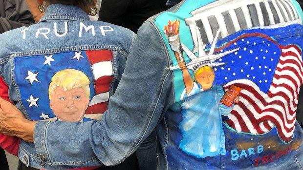 Trump Rally: Dallas