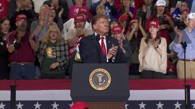 President Trump's Full Speech at El Paso Rally