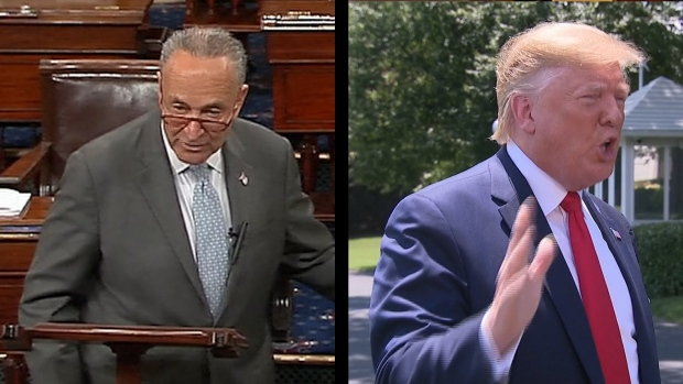 [NATL] Trump, Schumer React to Photo of Migrants Who Drowned in Rio Grande