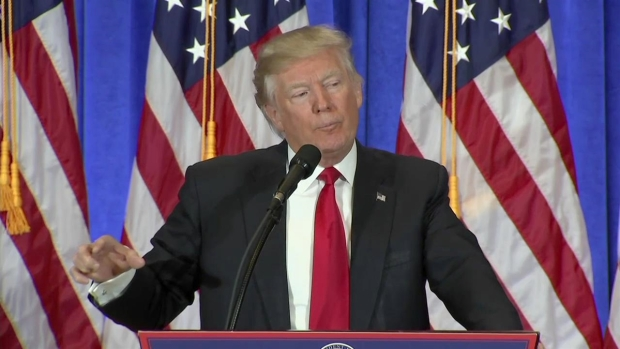 Trump on Cyber Security Strategy