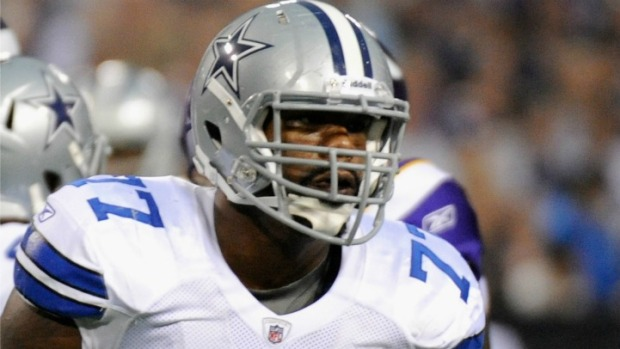 Garrett: Tyron Smith Will Start 2012 At Left Tackle
