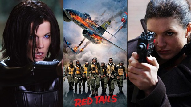 "This Week's New Movies: ""Haywire,"" ""Red Tails,"" ""Underworld Awakening"" & More"