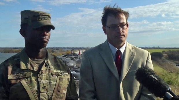 [DFW] USACE Experts Q&A on Lewisville Lake Dam Safety (Raw Video)