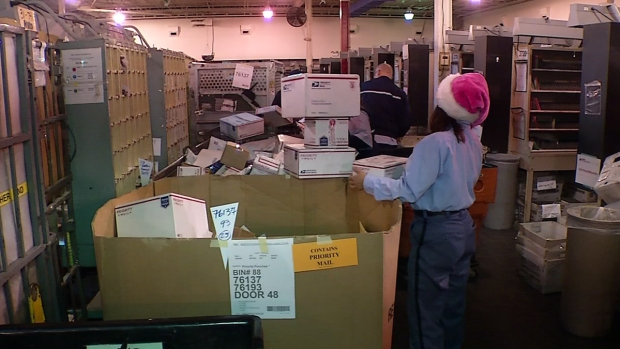 USPS, UPS Prepare For Busiest Shipping Day