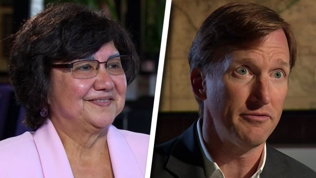 Valdez, White Square Off in Texas Gov. Democratic Primary