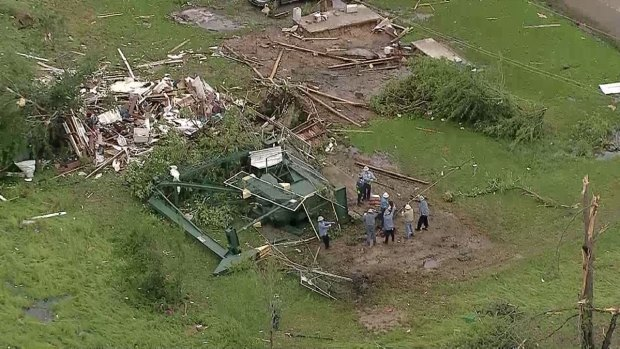 [DFW]EF-3 Tornado in Van Kills 2, 3 Missing, 43 Hurt
