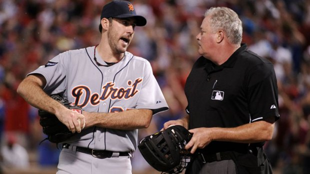 Verlander Again KO'd by Rain Delays