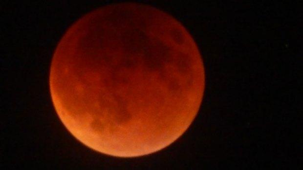 Supermoon & Lunar Eclipse: Your Photos