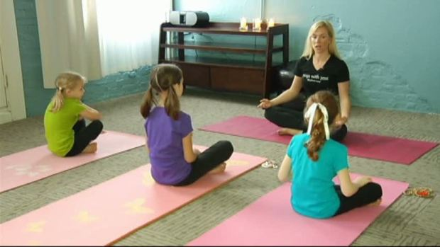 [DFW] Yoga For Kids