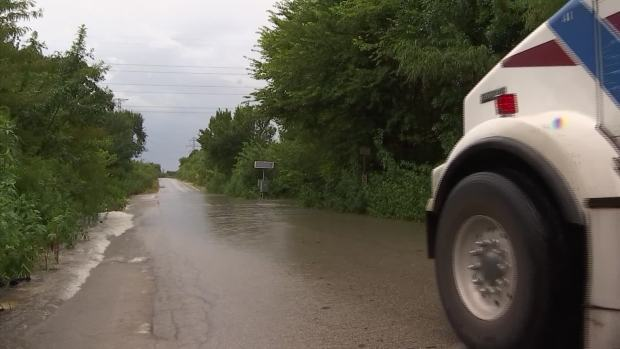 [DFW] Dallas County Roads Closed Due to Flooding