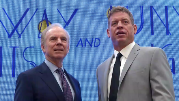 [DFW] Staubach, Aikman Talk Prescott and Romo