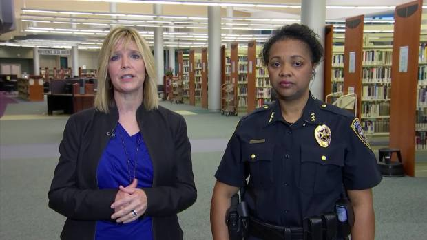 North Lake President, Police Commissioner on Campus Safety