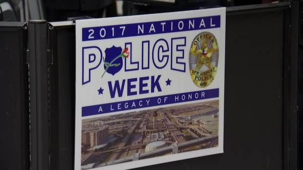 [DFW] Dallas Police Families Head to D.C. Memorial