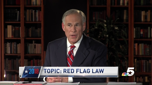 Debate Topic: Red Flag Law