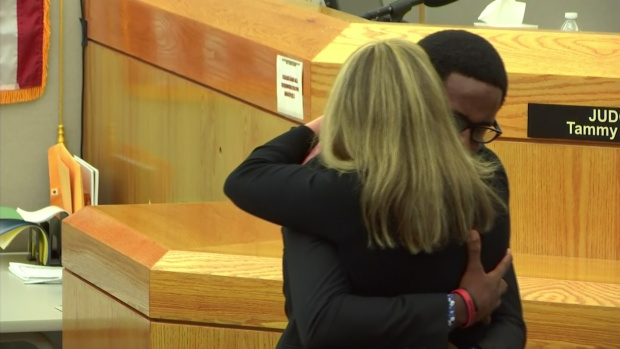 Botham Jean's Brother Offers Guyger a Hug, Sets Mood After Trial