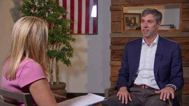 One on One With Presidential Candidate Beto O'Rourke