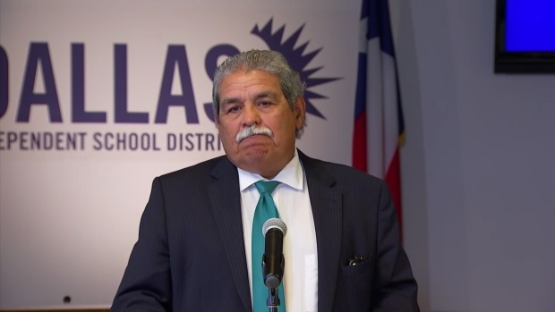 DISD Superintendent Hinojosa Provides Updates on Damaged Campuses