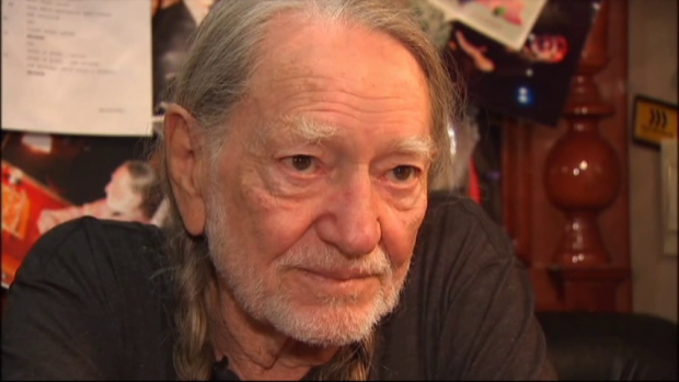 [DFW] On The Bus With Willie Nelson
