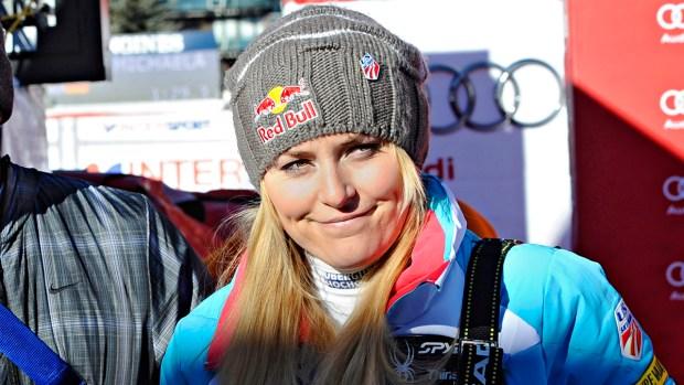 [NATL] American Olympian: Lindsey Vonn