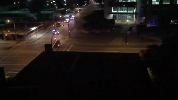 YouTube Video: Dallas Police HQ Shots Fired